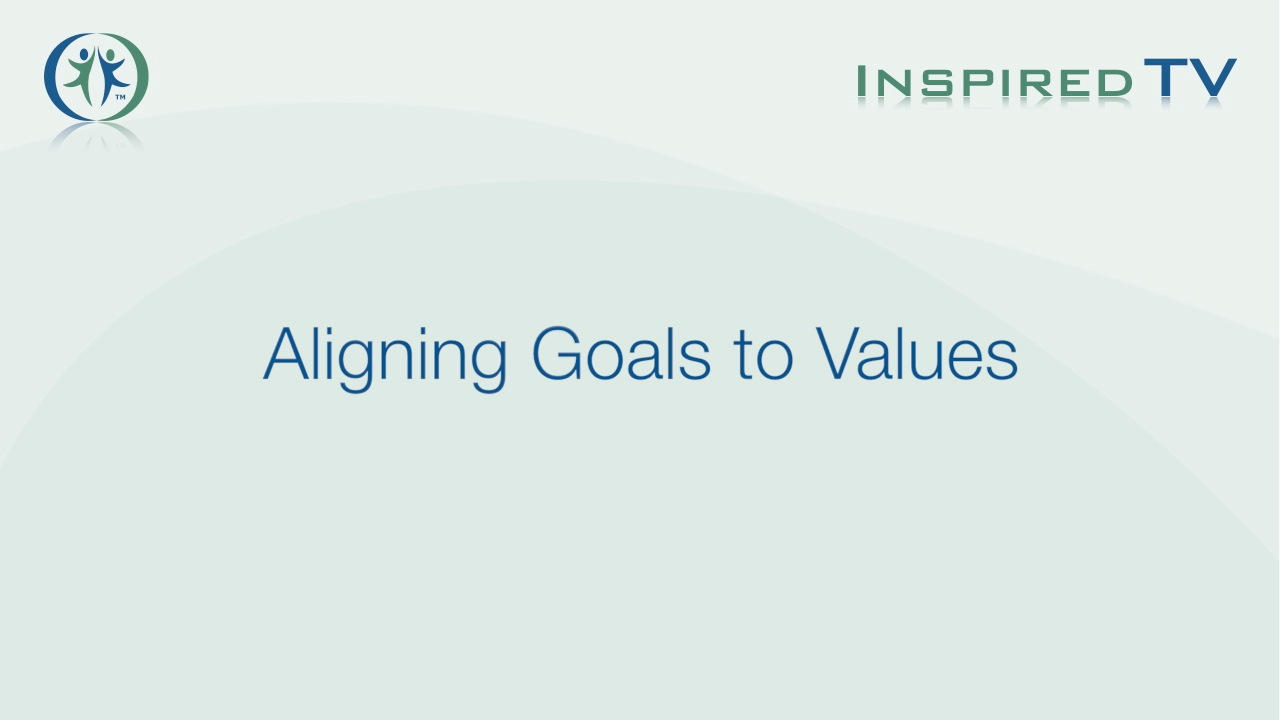 Aligning Goals to Values